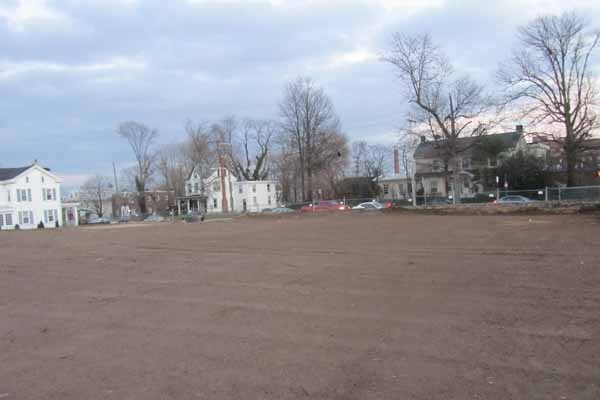 Empty Lot - Image courtesy Megan Pinto - News Works