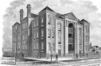 The James L. Claghorn School